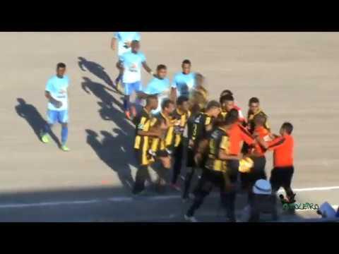 Seleção de Valente 3x4 Seleção de Santo Amaro - Intermunicipal 2017