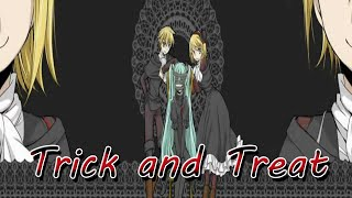 Trick Or Treat Cover Rana Piko