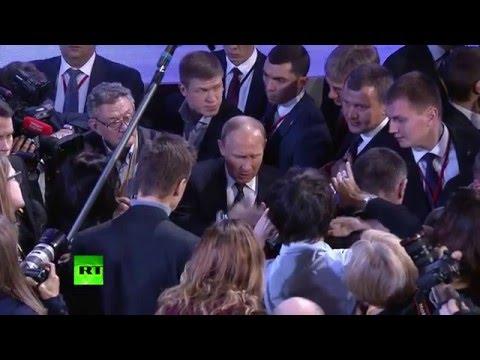 Путин: Трамп — абсолютный лидер президентской гонки в США - Видео онлайн