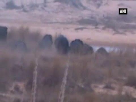 Elephant herd strays into Midnapore,...