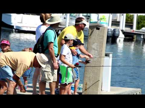 RMHC Kids Fishing Tournament Offshore Rodeo 2014