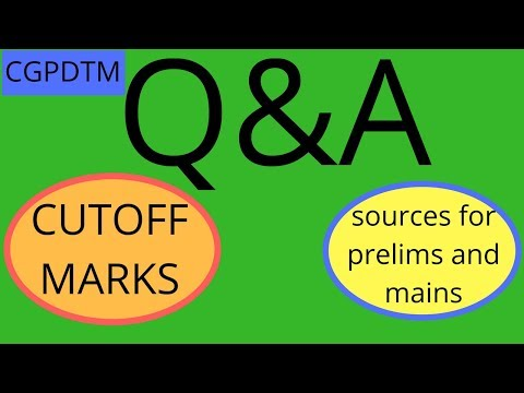 #CGPDTM, #PATENTEXAMINER, #DIPP, Q&A and sources for PATENT EXAMINER