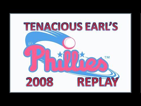 TBL 08PhilsSAdvReplay - G130 - vs Dodgers - Stratomatic Baseball