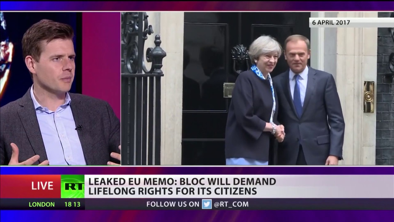 """""""#Brexit negotations potential for v.serious diplomatic bust up"""""""