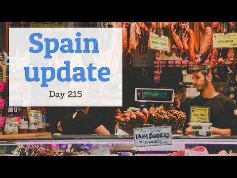 Spain update - Be careful of the 'chorizos'