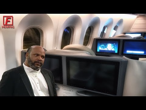 Royal Jordanian Business Class Review | B787 | BKK - HKG