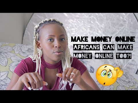 HOW I MAKE MONEY ONLINE IN SOUTH AFRICA Part 1 | REV REVIEW 2019