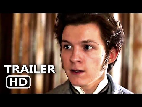 THE CURRENT WAR Trailer # 2 (2019) Tom Holland, Benedict Cumberbatch Movie HD