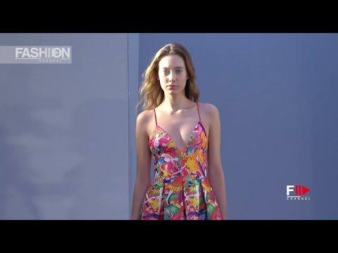 AIISHA RAMADAN Arab Fashion Week Resort 2019 Dubai - Fashion Channel