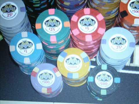 Singapore Casino Cash Chips Stolen
