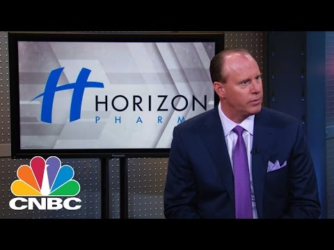 Horizon Pharma CEO: Not A Mini-Valeant | Mad Money | CNBC