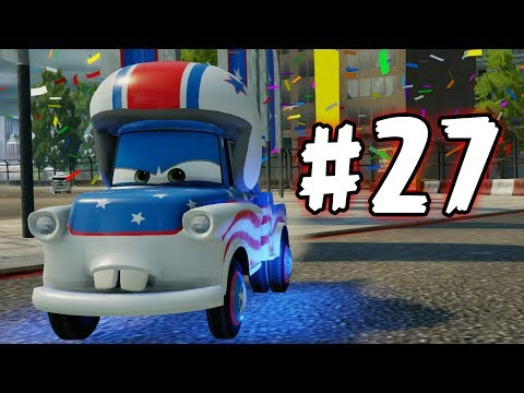 CARS 3 - The Videogame - Part 27 - The Great Mater!