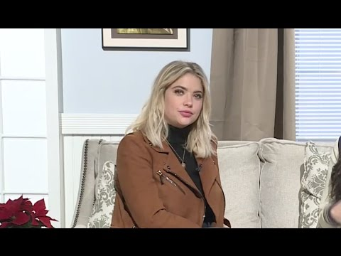 Ashley Benson Interview #GivingTuesday