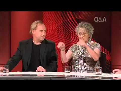 "Q&A ""You've Got A Big Arse,Julia..."" Germaine Greer Advice For Julia Gillard from YouTube · Duration:  1 minutes 51 seconds"