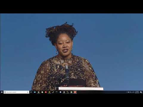 N.K. Jemisin's 2018 Hugo Award Best Novel acceptance speech