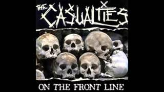Watch Casualties Brainwashed video