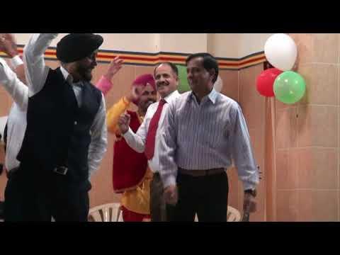 Punjabi Bhangra Presented by EME Boyz