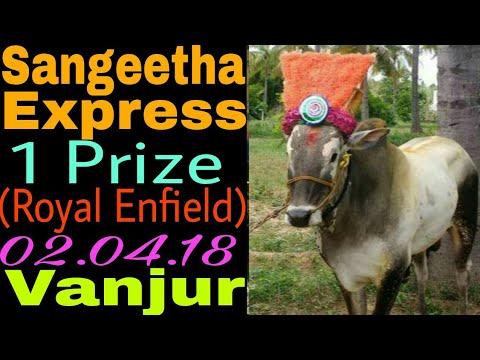 Sangeetha Express 1 Prize (Royal Enfield) In Vanjur. 02.04.18