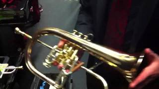 Synergy Brass Tour Video: What's in the Trumpet Cases?
