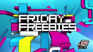 Video: Free photo print! Free java! Free 'Selena' viewing
