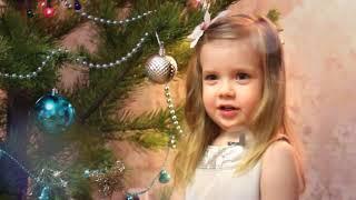 Новогоднее обращение Арины Зенкиной к оренбуржцам. Видео Орен1