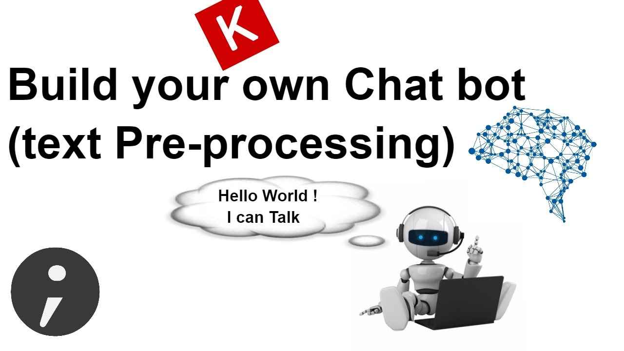 Deep Learning Chatbot using Keras and Python - Part I (Pre-processing text  for inputs into LSTM)