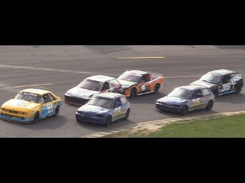 Sunset Speedway, Mini Stock, September 22, 1019
