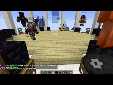 Lords of Minecraft: Musical Chairs