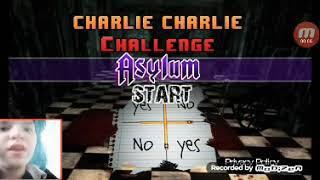 Чарли Чарли ты здесь? Узнает ли Чарли меня?