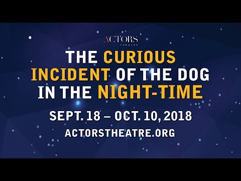 Louisville Loves 'The Curious Incident of the Dog in the Night-Time'