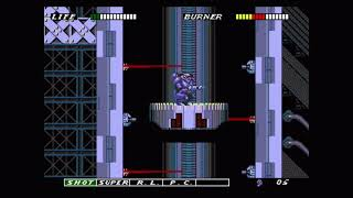 Start to Finish: 'ESWAT: City Under Siege' gameplay for Sega Genesis