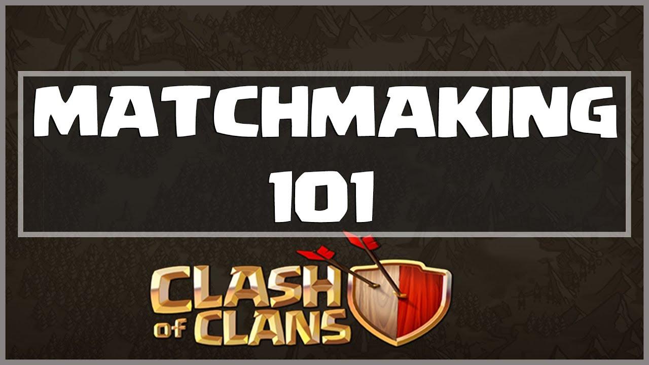 101 matchmaking
