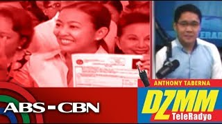 DZMM TeleRadyo: Abby Binay slams bro Junjun's 'sexist' comment: 'I will die a Binay'