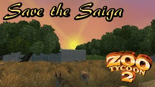 Zoo Tycoon 2: Save the Saiga Part 5 - A Second Enclosure