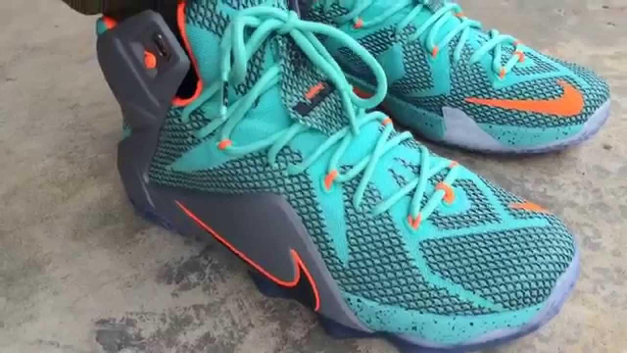 9297a9c2944 Nike Lebron 12 XII