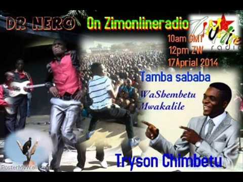 Mafarochete Promotions and Papa Joze presents Tryson Dr Nero Chimbetu live interview bhora mberi .