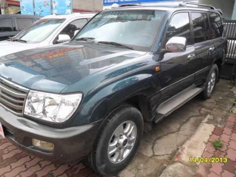 Toyota, Land Cruiser, Ban Xe Land Cruiser Cu, Bán Xe Toyota Land Cruiser  2007 - T