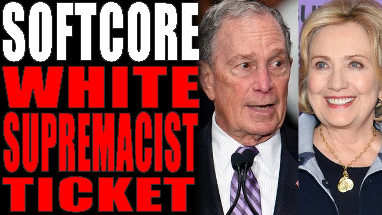 2-16-2020 The Softcore White Supremacist Ticket