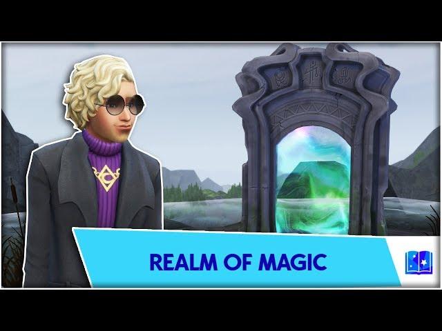 VARÁZSVILÁG! 🧙♂️ - The Sims 4 - Realm of Magic (Kiegészítő) - 1.rész