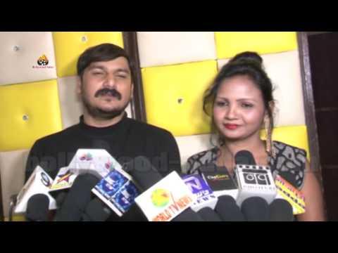 Raj Shanshah Bhojpuri Film On Location Special Video Song Shoot With Item Girl Glory Hero Raj Chauha