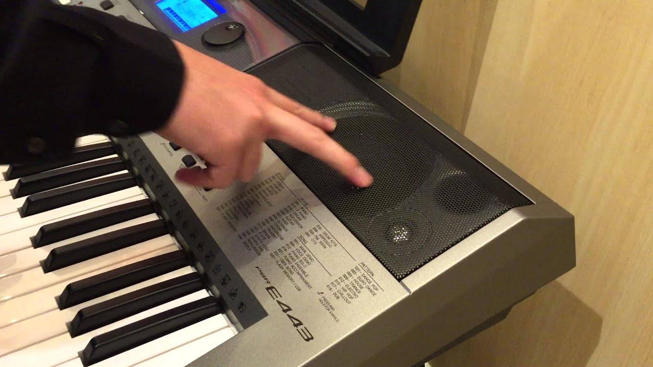 Yamaha Piano Ads