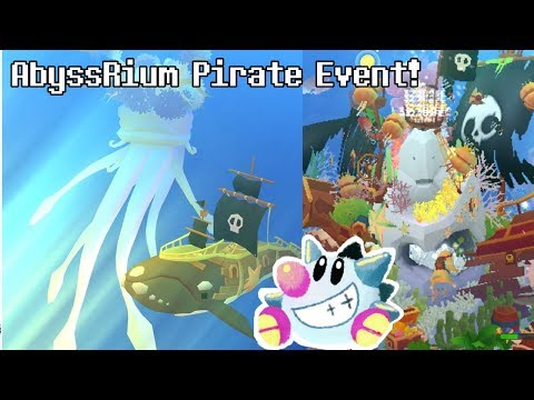 Tap tap fish abyssrium pirate event is here youtube for Abyssrium hidden fish guide