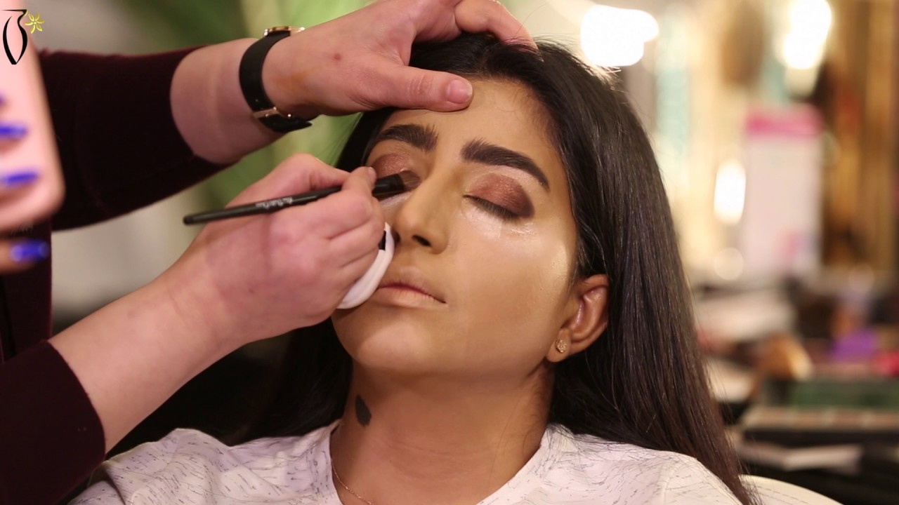 Makeup Tutorial By Alaa Dashti On Beeba ميكب توتوريال من آلاء دشتي على بيبا Youtube
