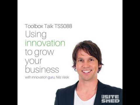 TSS088_Using innovation to grow your business