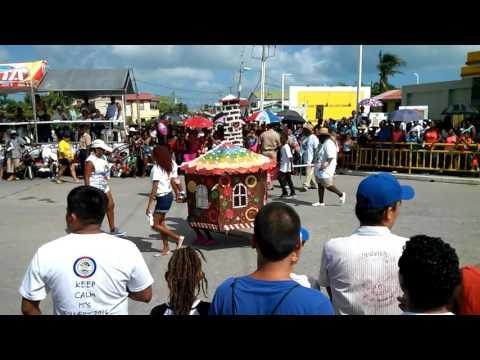 Belize City Carnival 2016 video 1