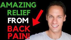 CBD oil for back pain (BENEFITS)
