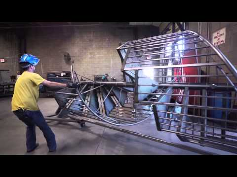 First Impression Ironworks -  Behind the Scenes