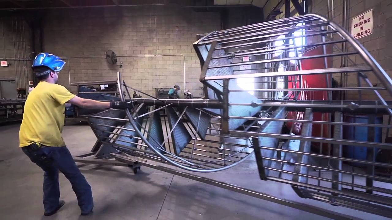 & First Impression Ironworks - Behind the Scenes - YouTube
