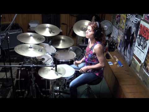 Jane -Jefferson Starship -Drum Cover