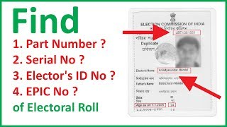 how to change address on electoral roll